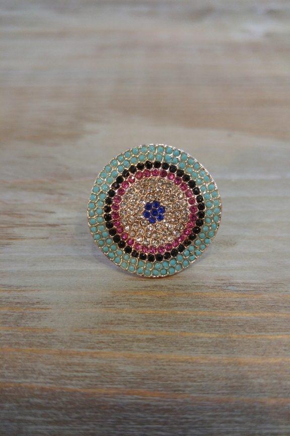 δαχτυλίδι-γυναικείο-ζιργκόν-ροζ-χρυσό