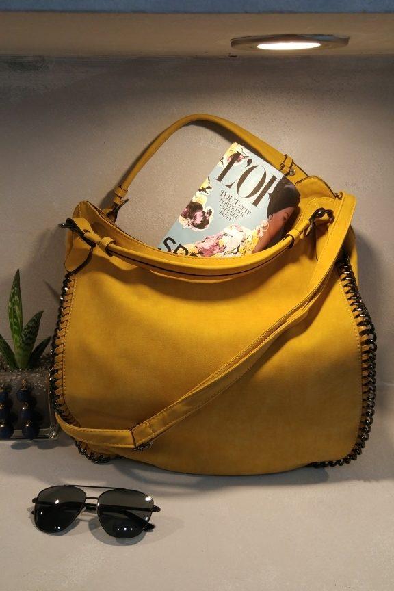 τσάντα-hobo-μουσταρδί