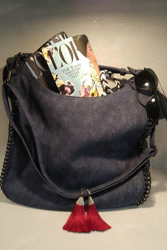 τσάντα-hobo-denim