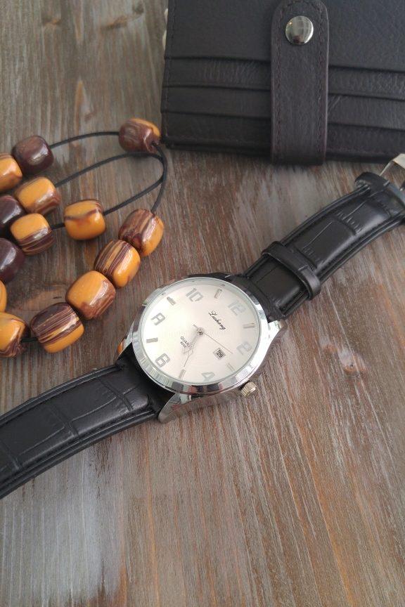 ανδρικό-ρολόι-κλασικό-μαύρο