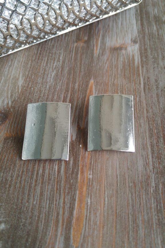 σκουλαρίκια-σφυρήλατα-ασημί