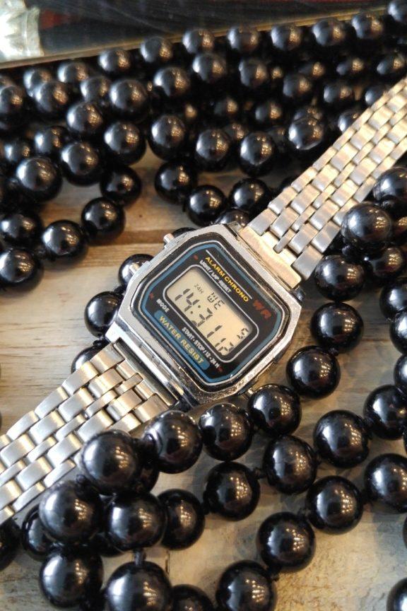 ρολόι-casio-ασημί
