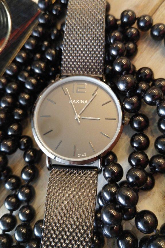 γυναικείο-ρολόι-μαύρο