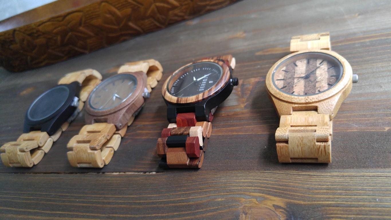 Διαλέξτε ανάμεσα σε δερμάτινο λουράκι ή ξύλινο μπρασελέ και εντυπωσιάστε  τους πάντες γύρω σας! a21d14e8920