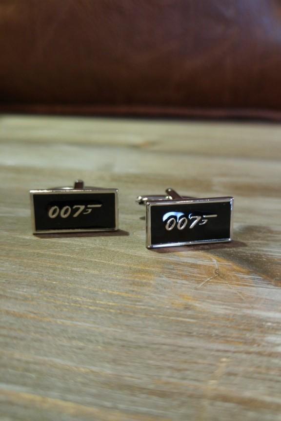 Μανικετόκουμπα James Bond - Μανικετόκουμπα Ταινιών - Accesstory.gr 349c450925c