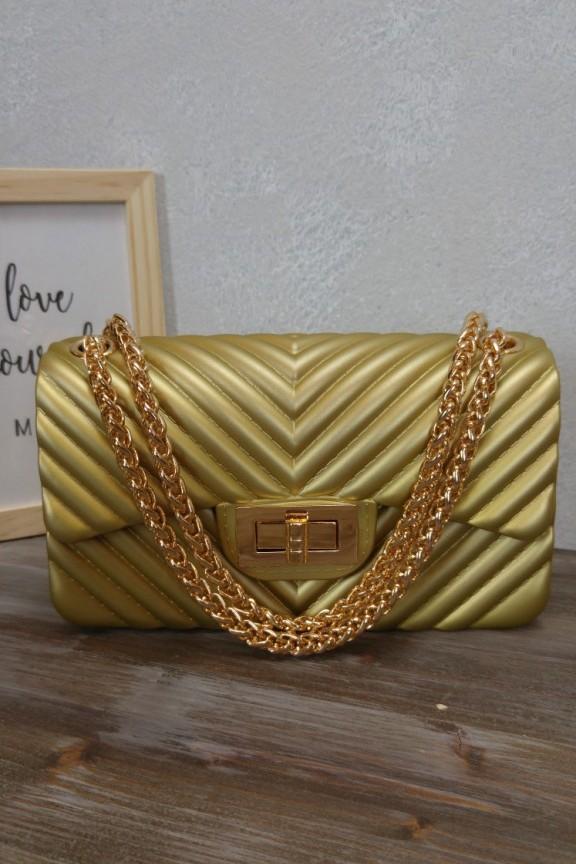 τσάντα-σιλικόνης-χρυσό