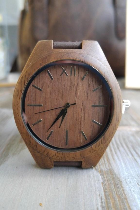 ρολόι-ξύλινο-ανδρικό
