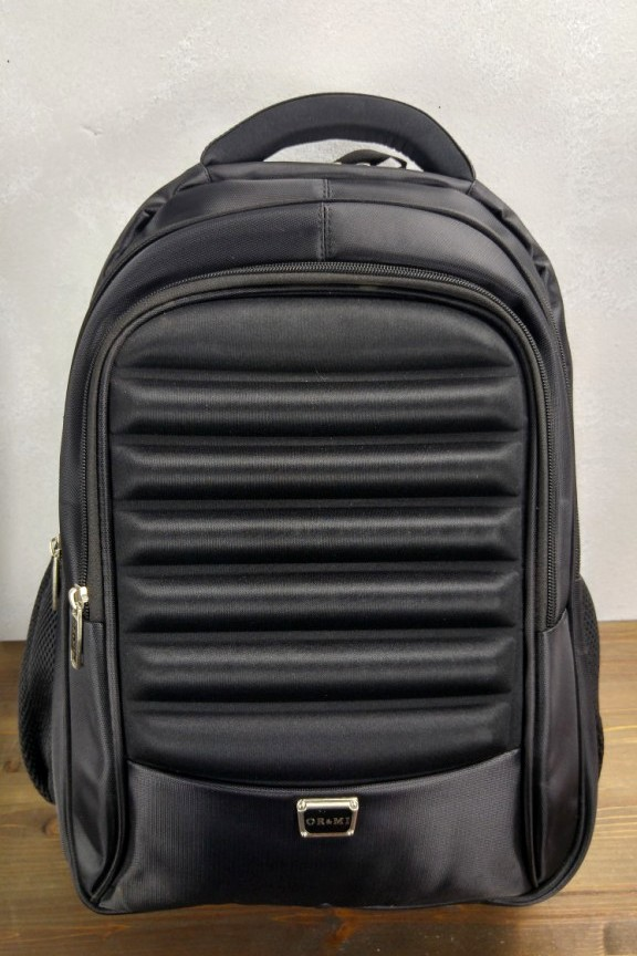 backpack-laptop-μαύρο