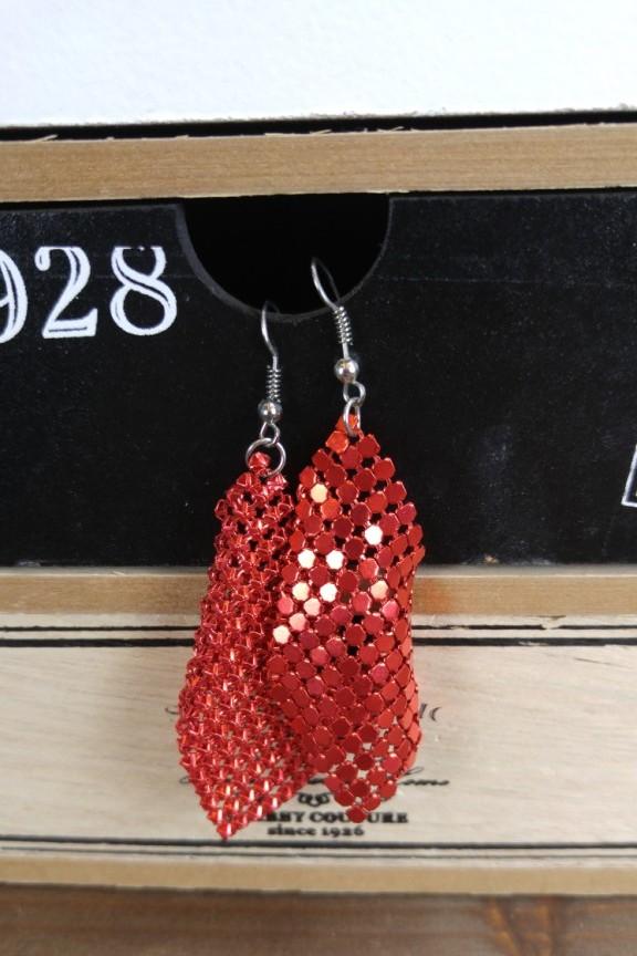 σκουλαρίκια-στρας