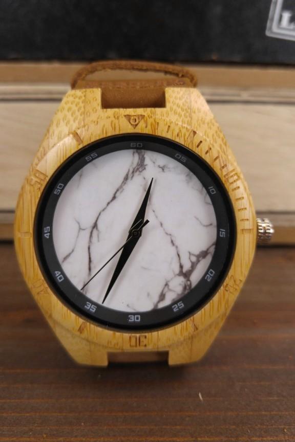 Χειροποίητα ξύλινα ρολόγια μπαμπού από 25€ - Accesstory.gr ded8c9ab3e4