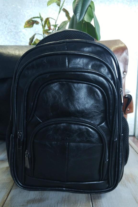 0382f16056e Σακίδιο πλάτης Laptop Ανδρικό Μαύρο 'Sport Billy' - Accesstory.gr