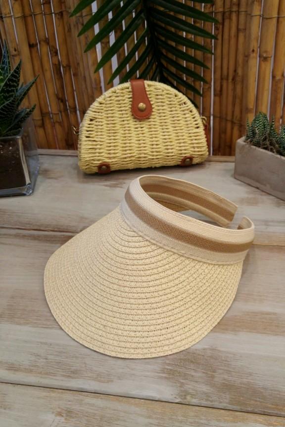 ψάθινο-καπέλο-visor
