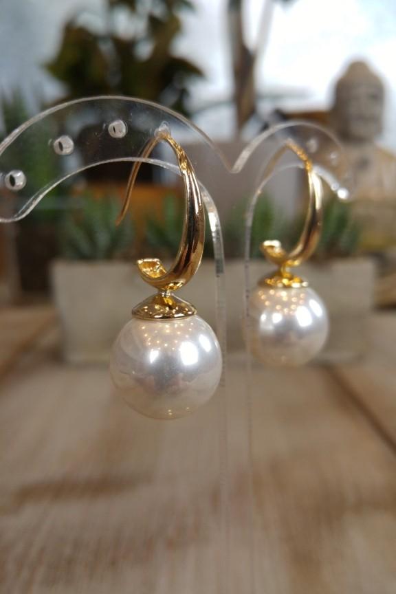 σκουλαρίκια-πέρλες