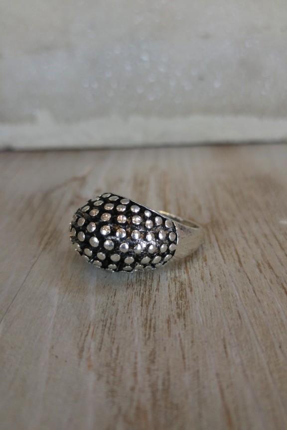 δαχτυλίδι-ασημί-αντικέ