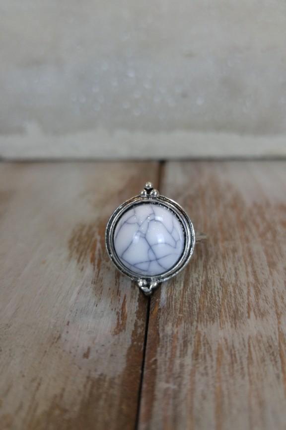 δαχτυλίδι-πέτρα-ασημί