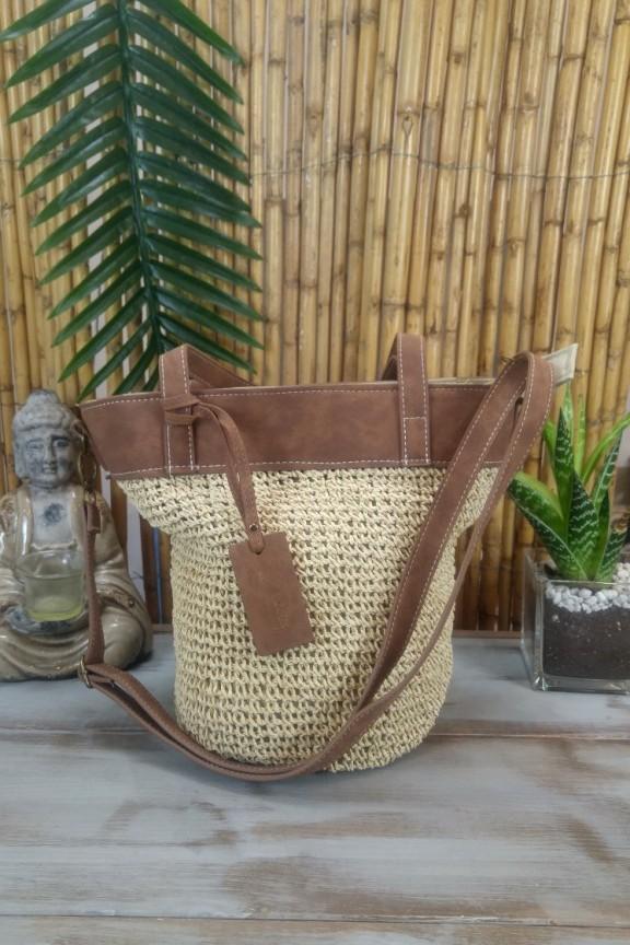 τσάντα-ψάθινη-καστόρι-εκρού