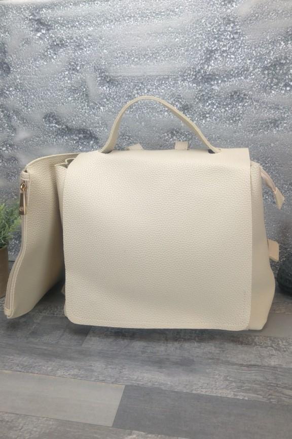 γυναικείο-backpack-μπεζ