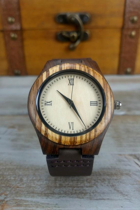 ξύλινο-ρολόι-γυναικείο