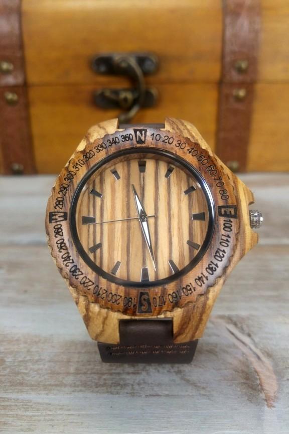 ξύλινο-ρολόι-ανδρικό