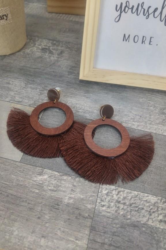 σκουλαρίκια-ξύλινα-κρόσσια