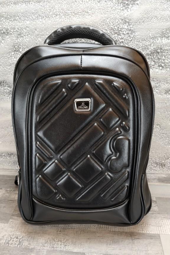 τσάντα-πλάτης-ανδρική-laptop-μαύρη