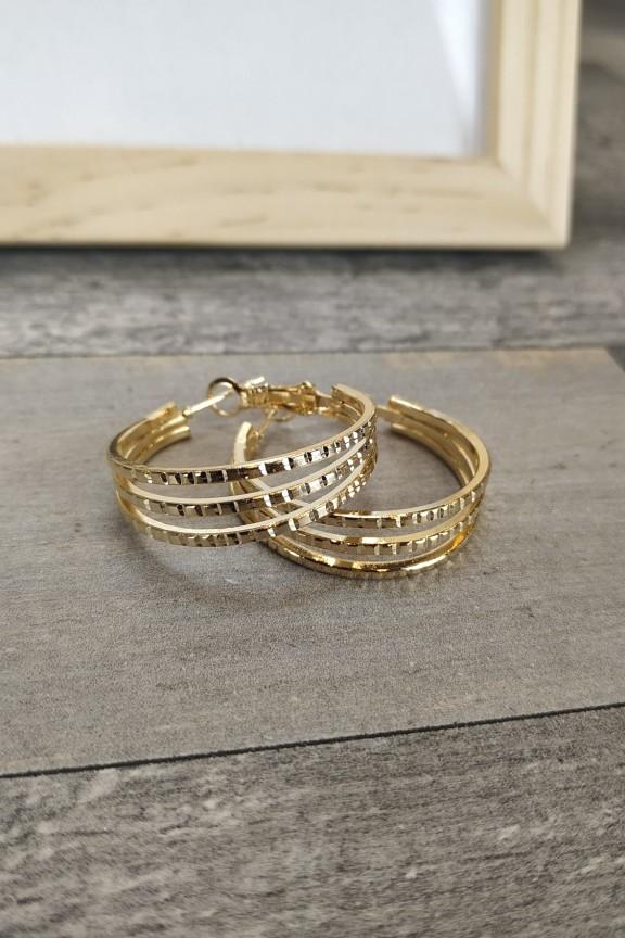 σκουλαρίκια-κρίκοι-μικροί-χρυσό