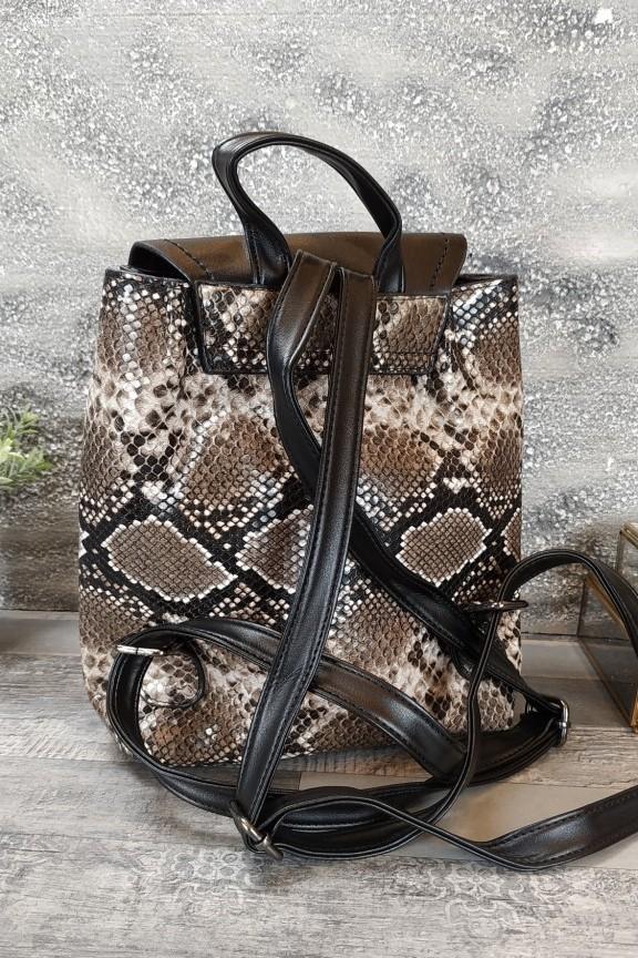 γυναικεία-τσάντα-πλάτης-φίδι