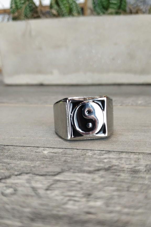 ανδρικό-δαχτυλίδι-ατσάλι-yin-yang