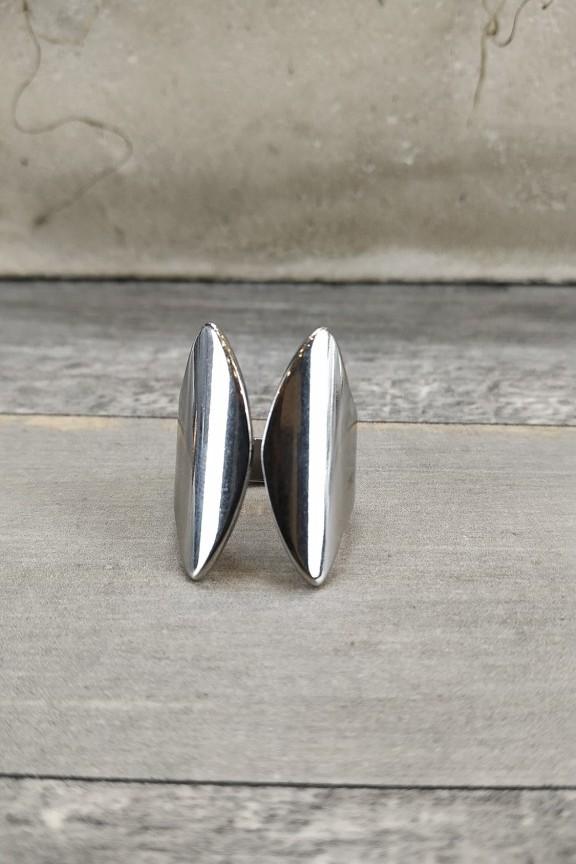 δαχτυλίδι-γυναικείο-πεταλούδα-ατσάλι-ασημί