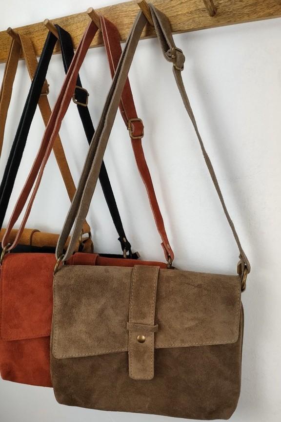 γυναικεία-τσάντα-δέρμα-σουέτ-πούρο