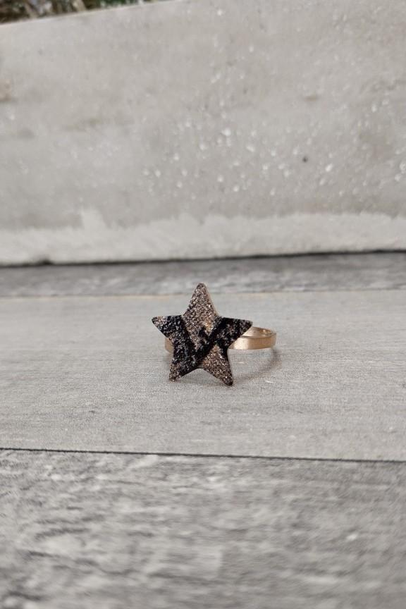 γυναικείο-δαχτυλίδι-αστέρι-ατσάλι-ασημί