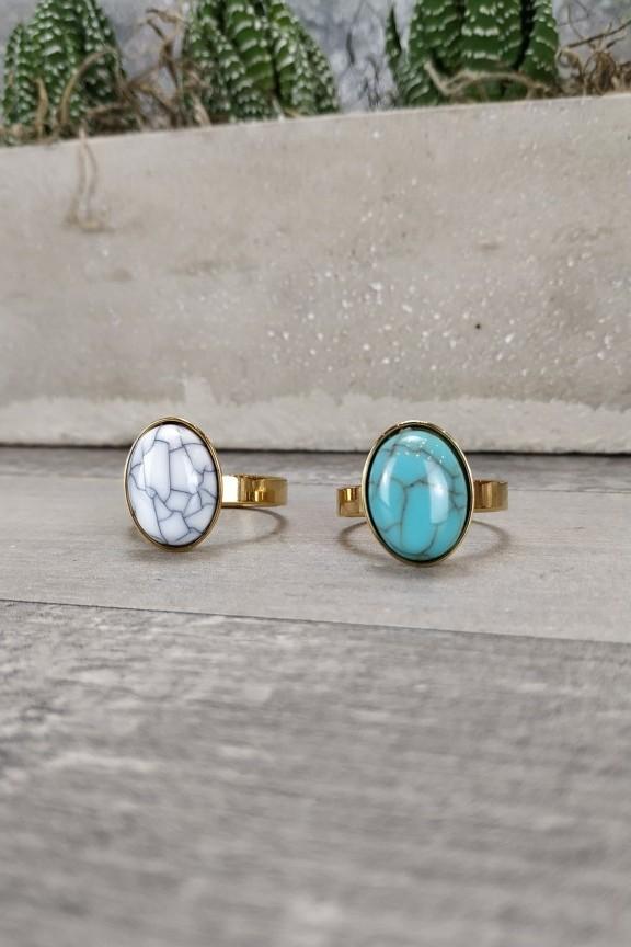 δαχτυλίδι-γυναικείο-ατσάλι-πέτρα