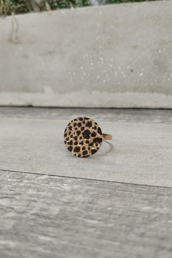 γυναικείο-δαχτυλίδι-ατσάλι-λεοπάρ-χρυσό