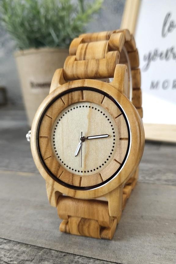 ξύλινο-ρολόι-χειρός-γυναικείο-μπρασελέ