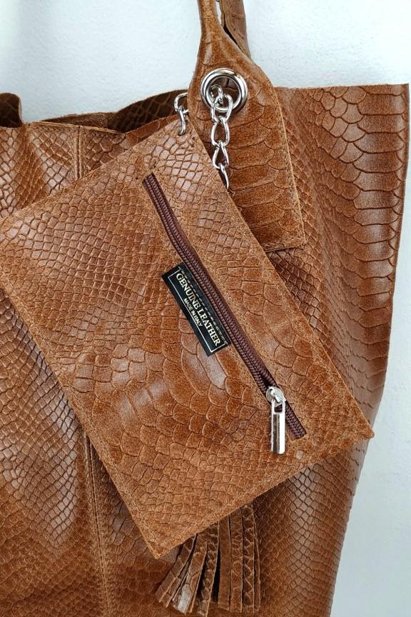 δερμάτινη-τσάντα-γυναικεία-κροκό-hobo-ταμπά