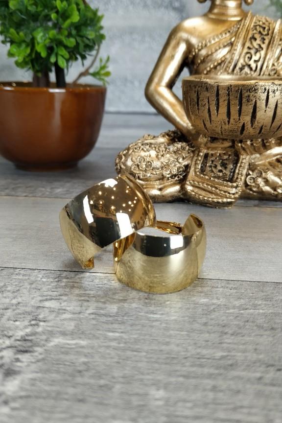 σκουλαρίκια-κρίκοι-πλατείς-χρυσοί