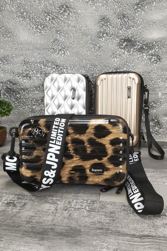 τσαντάκι-βαλίτσα-λεοπάρ