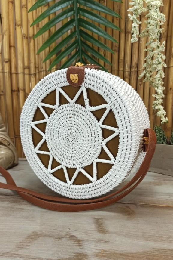 τσάντα-μπαμπού-στρογγυλή-ακτίνες-λευκή