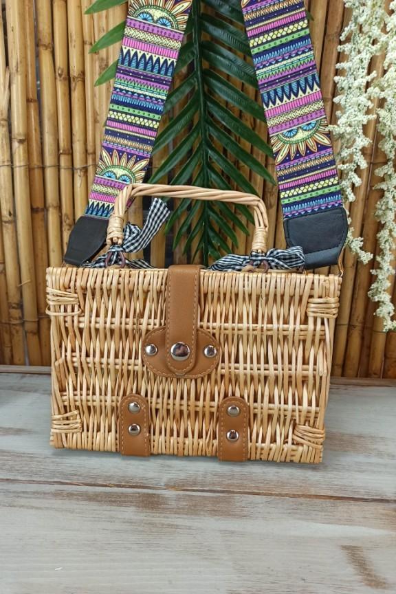 τσάντα-καλάθι
