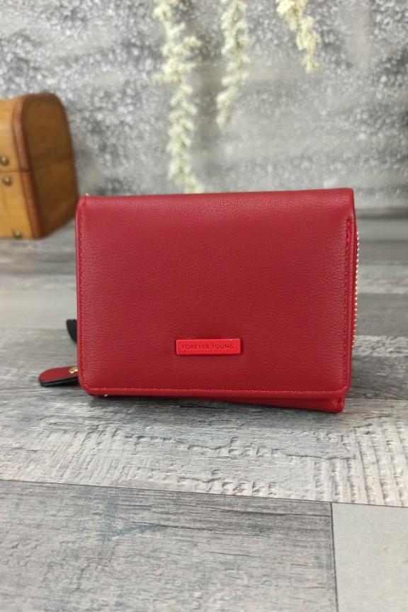 πορτοφολι-γυναικειο-μικρο-κοκκινο