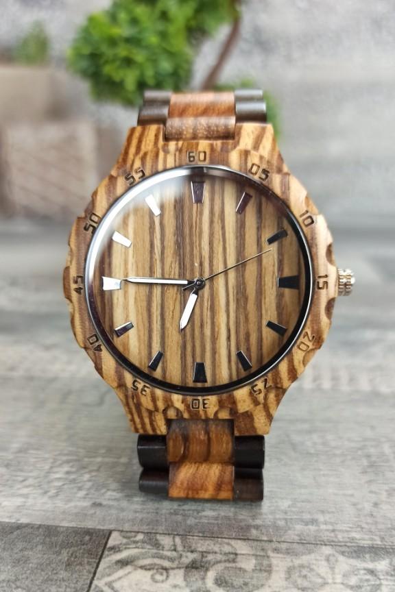 ξύλινο-ρολόι-μπρασελέ-ανάγλυφο