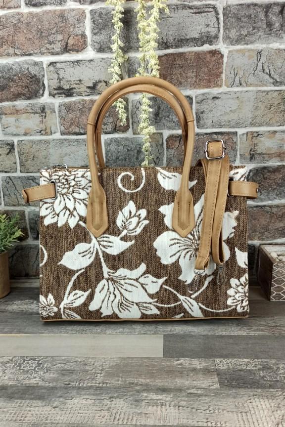 τσάντα-ώμου-φλοράλ-υφασμάτινη-μπεζ