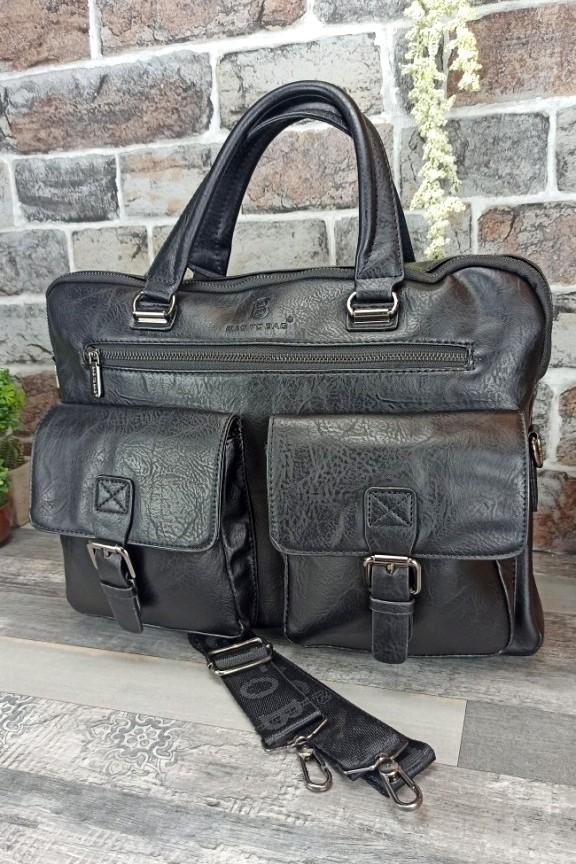 τσάντα-ταχυδρόμου-επαγγελματικη-μαύρη