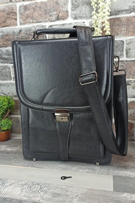 τσάντα-δικηγόρου-μαύρη