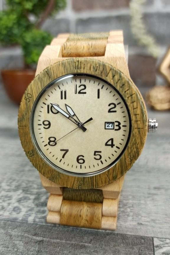 ξύλινο-ρολόι-τεχνοτροπία