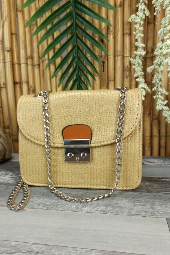 ψάθινη-τσάντα-αλυσίδα