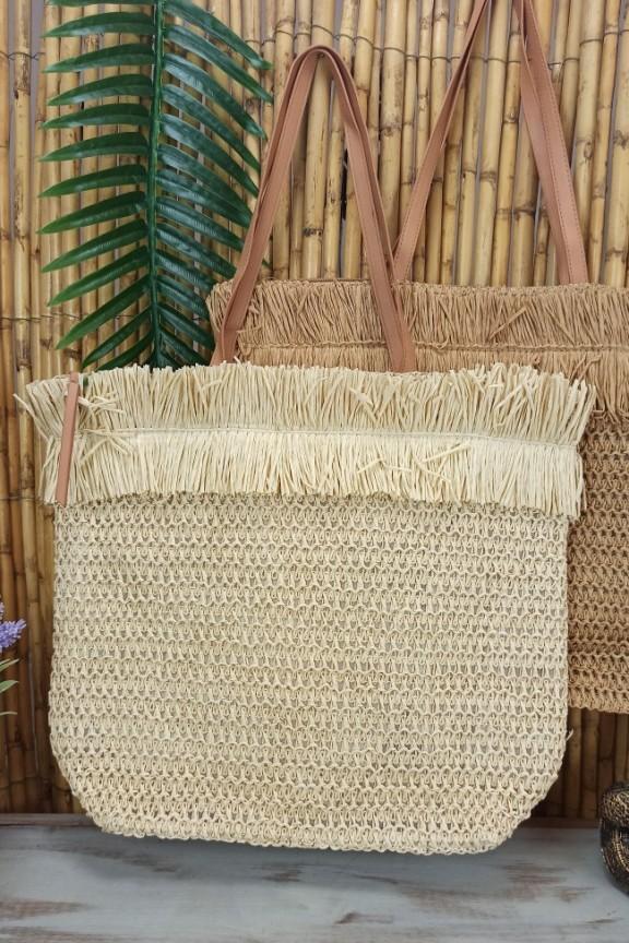 μεγάλη-ψάθινη-τσάντα-εκρού