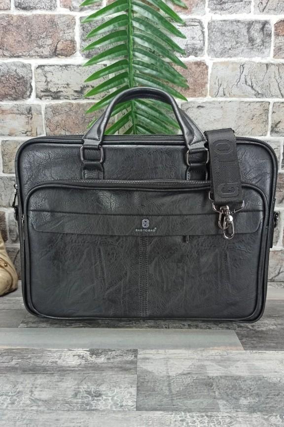 τσάντα-ταχυδρόμου-μαύρη