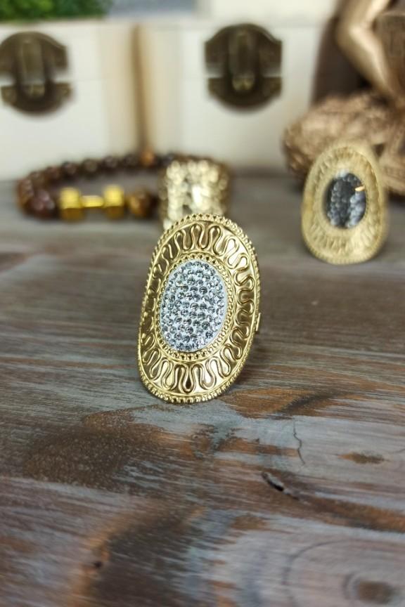 δαχτυλίδι-boho-ζιργκόν-ατσάλι-χρυσό