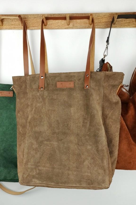 δερμάτινη-τσάντα-καστόρι-πούρο